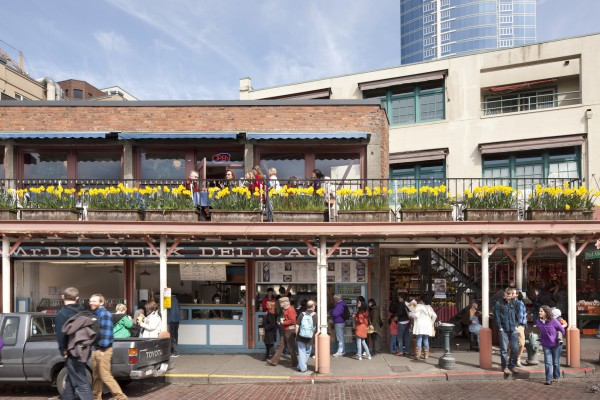 pike place market and work environment Environment pike place to remove food waste recycler over big stink pike place market is going to remove an anaerobic food waste recycler on pike street it's not that it didn't work.